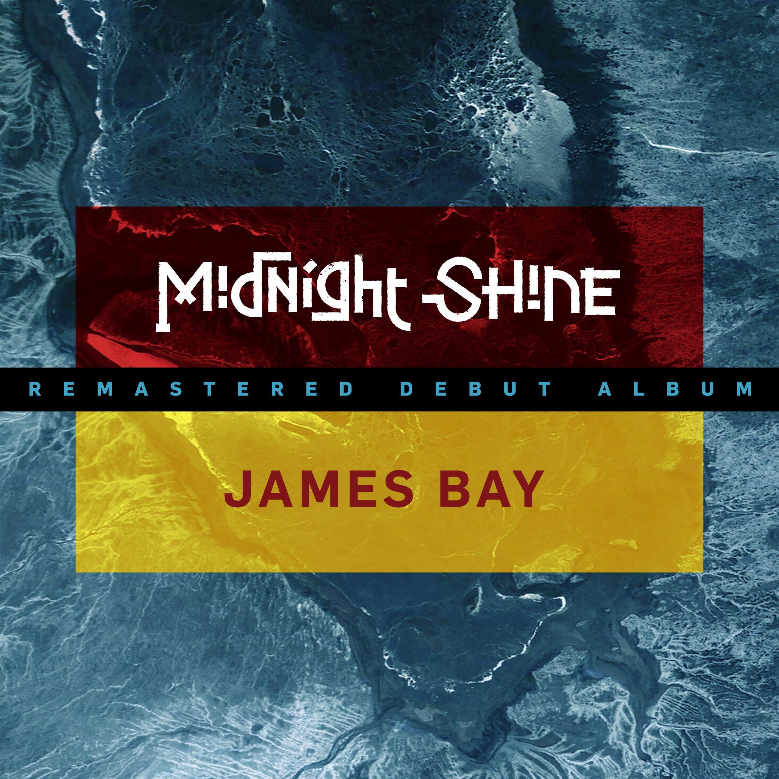 Album Cover For James Bay